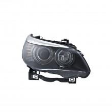 2008 - 2010 BMW 528i Headlight Assembly - Left (Driver)