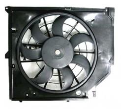 1999 - 2000 BMW 328i Engine / Radiator Cooling Fan - (E46