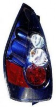 2007 Mazda 5 Mazda5 Tail Light Rear Lamp - Left (Driver)