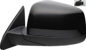 2011 2015 Jeep Grand Cherokee Side View Mirror Left Driver