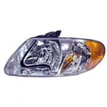 "2001 -  2007 Chrysler Town & Country Headlight Assembly - Left (Driver) Side - (113.3"" Wheelbase)"