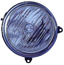 2005 - 2007 Jeep Liberty Front Headlight Assembly Replacement Housing / Lens / Cover - Left (Driver) Side