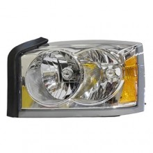 2005 Dodge Dakota Headlight Assembly - Left (Driver) Side