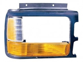 1991 -  1996 Dodge Dakota Headlight Door - Left (Driver) Side Replacement