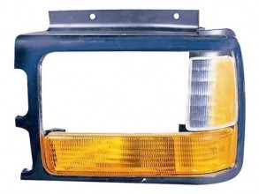 1991 -  1996 Dodge Dakota Headlight Door - Right (Passenger) Side