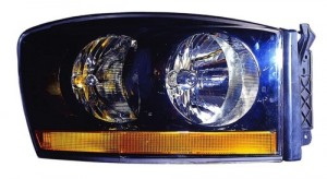 2006 Dodge Ram 3500 Headlight Housing - Right (Passenger) Side