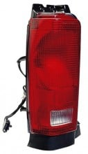 1990 Chrysler Town & Country Rear Tail Light Assembly Replacement / Lens / Cover - Left (Driver) Side