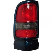 1994 -  1998 Dodge Ram 3500 Rear Tail Light Assembly Replacement / Lens / Cover - Left (Driver) Side