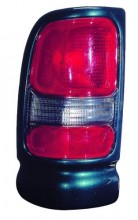 1999 -  2001 Dodge Ram 3500 Rear Tail Light Assembly Replacement / Lens / Cover - Left (Driver) Side