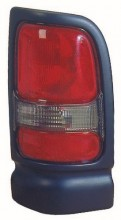1994 -  2002 Dodge Ram 3500 Tail Light Rear Lamp - Left (Driver) Side