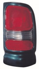 1994 -  1997 Dodge Ram 3500 Rear Tail Light Assembly Replacement / Lens / Cover - Left (Driver) Side