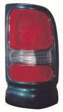 1994 -  1997 Dodge Ram 3500 Tail Light Rear Lamp - Left (Driver) Side