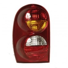 2002 -  2004 Jeep Liberty Rear Tail Light Assembly Replacement / Lens / Cover - Left (Driver) Side