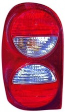 2005 -  2007 Jeep Liberty Rear Tail Light Assembly Replacement / Lens / Cover - Left (Driver) Side