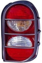 2005 -  2006 Jeep Liberty Rear Tail Light Assembly Replacement / Lens / Cover - Left (Driver) Side