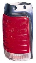 1991 -  1995 Chrysler Town & Country Rear Tail Light Assembly Replacement / Lens / Cover - Right (Passenger) Side
