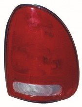 1996 -  2000 Chrysler Town & Country Rear Tail Light Assembly Replacement / Lens / Cover - Right (Passenger) Side