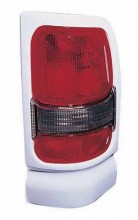 1994 -  2001 Dodge Ram 3500 Rear Tail Light Assembly Replacement / Lens / Cover - Right (Passenger) Side