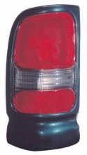 1994 -  1997 Dodge Ram 3500 Rear Tail Light Assembly Replacement / Lens / Cover - Right (Passenger) Side