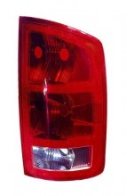 2002 -  2003 Dodge Ram 3500 Rear Tail Light Assembly Replacement / Lens / Cover - Right (Passenger) Side