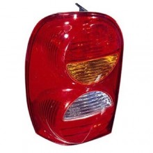 2002 -  2004 Jeep Liberty Rear Tail Light Assembly Replacement / Lens / Cover - Right (Passenger) Side