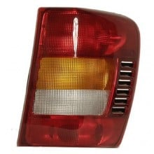 2002 -  2004 Jeep Grand Cherokee Rear Tail Light Assembly Replacement / Lens / Cover - Right (Passenger) Side