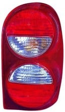 2005 -  2007 Jeep Liberty Tail Light Rear Lamp - Right (Passenger) Side