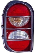 2005 -  2006 Jeep Liberty Rear Tail Light Assembly Replacement / Lens / Cover - Right (Passenger) Side