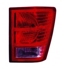 2007 -  2010 Jeep Grand Cherokee Tail Light Rear Lamp - Right (Passenger) Side