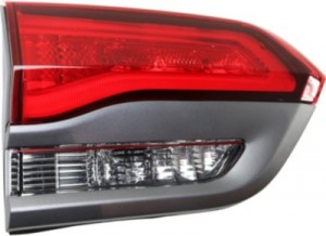 2014 - 2020 Jeep Grand Cherokee Tail Light Rear Lamp - Left (Driver) (CAPA Certified)