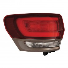 2015 - 2018 Jeep Grand Cherokee Tail Light Rear Lamp - Left (Driver) (CAPA Certified)