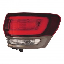 2015 - 2018 Jeep Grand Cherokee Tail Light Rear Lamp - Right (Passenger) (CAPA Certified)