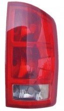 2004 -  2006 Dodge Ram 3500 Rear Tail Light Assembly Replacement Housing / Lens / Cover - Left (Driver) Side