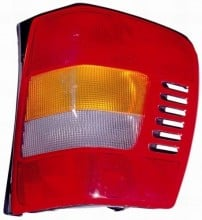 1999 -  2002 Jeep Grand Cherokee Tail Light Housing (CAPA Certified) - Left (Driver) Side