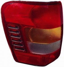 2002 -  2004 Jeep Grand Cherokee Tail Light Housing (CAPA Certified) - Left (Driver) Side