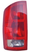 2004 -  2006 Dodge Ram 3500 Rear Tail Light Assembly Replacement Housing / Lens / Cover - Right (Passenger) Side