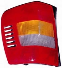 1999 -  2002 Jeep Grand Cherokee Tail Light Housing (CAPA Certified) - Right (Passenger) Side