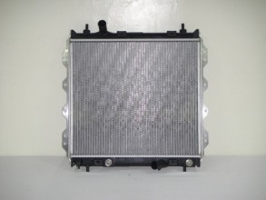 2001 -  2008 Chrysler PT Cruiser Radiator - (2.4L L4 Naturally Aspirated) Replacement