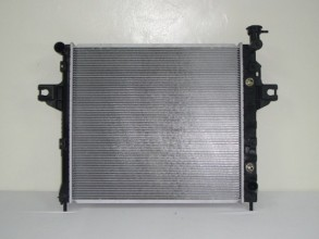 1999   2000 Jeep Grand Cherokee Radiator   (4.7L V8) Replacement