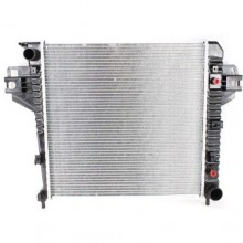 Great 2002   2003 Jeep Liberty Radiator   (3.7L V6 Automatic Transmission)  Replacement