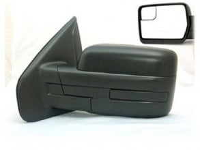 2011 2014 Ford F 150 Side View Mirror Left Driver