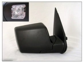 2006 2010 Ford Explorer Side View Mirror Right