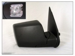 2006 2010 ford explorer side view mirror right. Black Bedroom Furniture Sets. Home Design Ideas