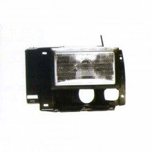 1989 - 1994 Ford Explorer Front Headlight Assembly Replacement Housing / Lens / Cover - Left (Driver) Side