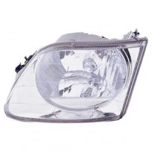 2001 - 2004 Ford F-150 Front Headlight Assembly Replacement Housing / Lens / Cover - Left (Driver) Side - (Lightning)