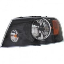 2006 - 2008 Ford F-150 Headlight Assembly - Left (Driver)