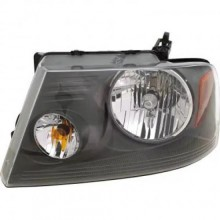 2007 - 2008 Ford F-150 Headlight Assembly - Left (Driver)