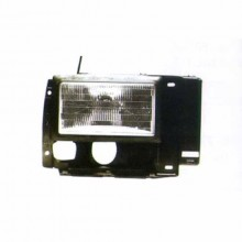 1989 - 1994 Ford Explorer Front Headlight Assembly Replacement Housing / Lens / Cover - Right (Passenger) Side