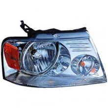 2004 - 2008 Ford F-150 Front Headlight Assembly Replacement Housing / Lens / Cover - Right (Passenger) Side