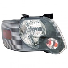 2006 - 2010 Ford Explorer Front Headlight Assembly Replacement Housing / Lens / Cover - Right (Passenger) Side